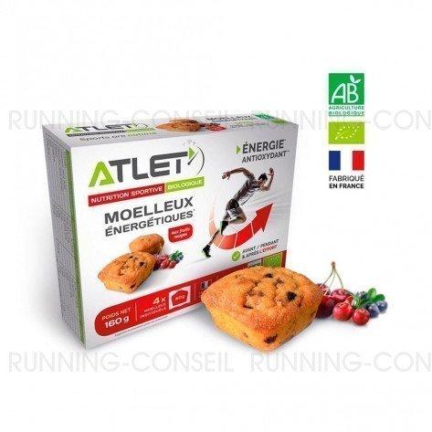 MOELLEUX ENERGETIQUES FRUITS ROUGES x 4 certifié bio FR-BIO-01