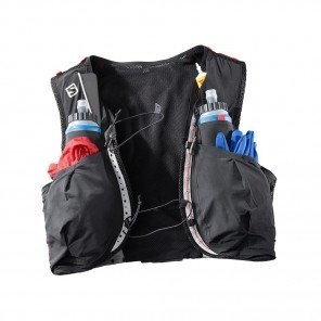 S/LAB SENSE ULTRA 8 SET - black / racing red front