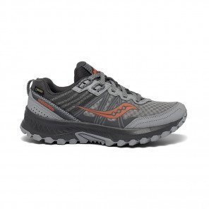 SAUCONY EXCURSION 14 TR GTX Femme - Grey | Coral