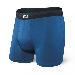 SAXX UNDERWEAR sport mesh BB fly Homme | City Blue